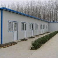 Steel Structure House Container Cabins
