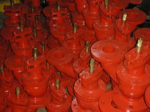 Under Ground Fire Hydrant