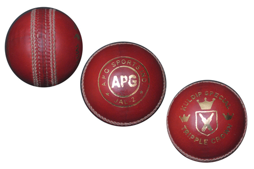 English Cricket leather Ball