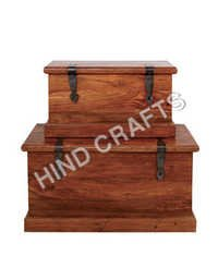 Sheesham Wooden Box