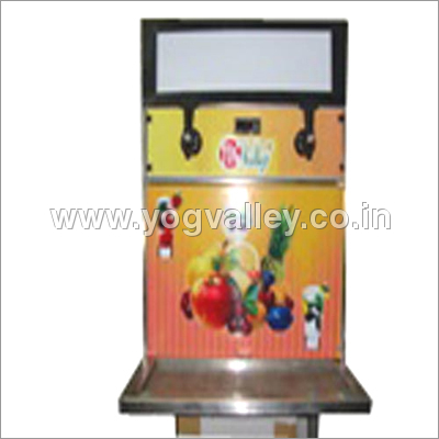Plain Soda Machine Model