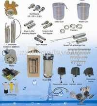 Soda Machine Spare Parts