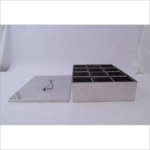 Partition Spice Box