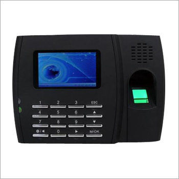 Multimedia Biometric Time Attendance System