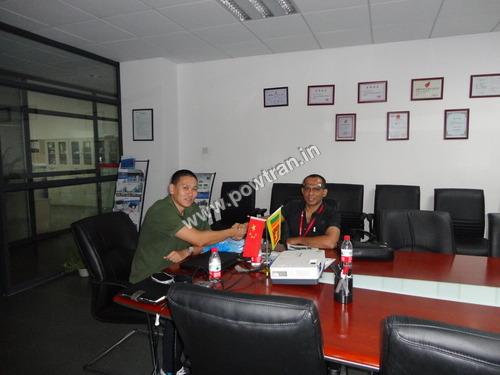 Sri Lanka Visiting Partners in 2014