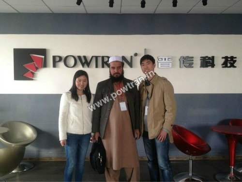 Powtran Worldwide Visiting Partners