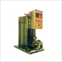 Gas Fired Vertical Thermal Fluid Heater