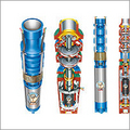 V8 Borewell Submersible Pump