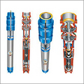 V6/8 Borewell Submersible Pump Redial Flow