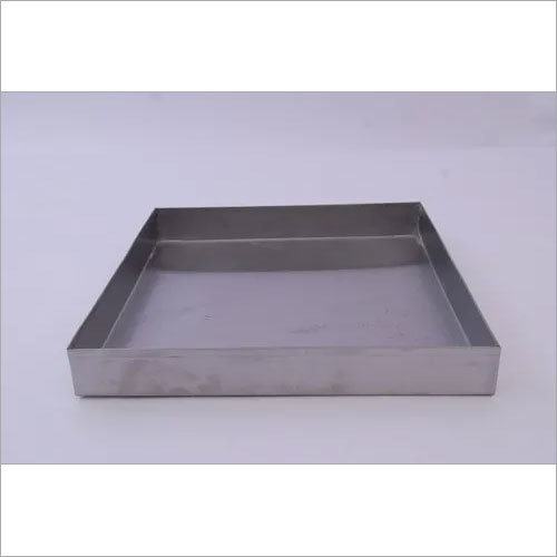 Steel Serving Tray