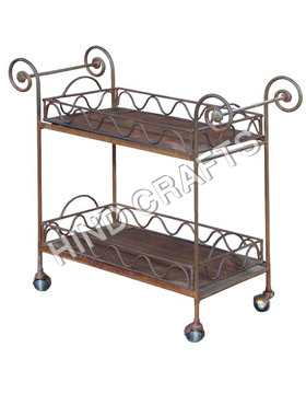 Industrial Wrought Iron Furniture