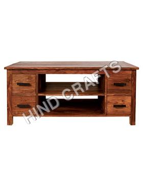 Wooden  DVD Cabinet