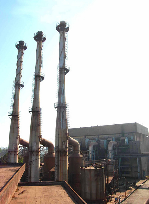 Captive Power Plant Coating