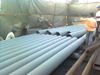 Pipe Racks Coating Services
