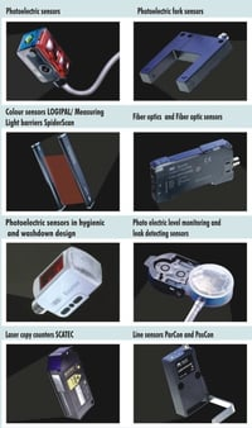 Photoselectric Sensors
