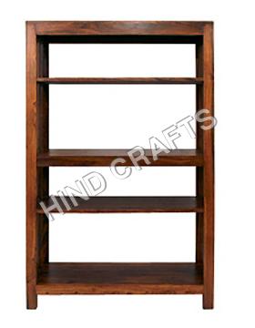 Sheesham Wooden Bookshelf