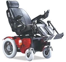 Wheelchair Power Series KP 45.3TR