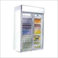 Visi Freezer - Upright Showcase Freezers