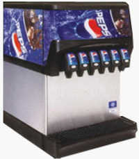 Post Mix Beverage Dispensers
