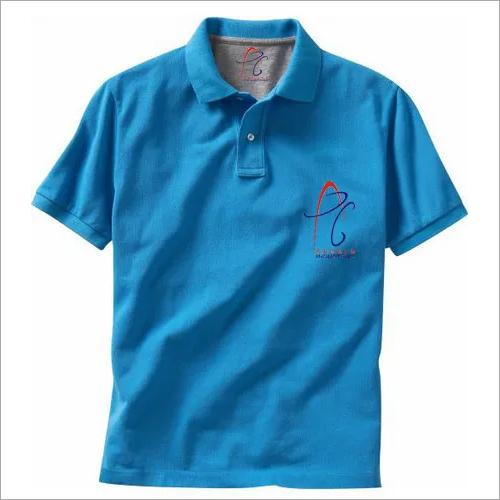 Coloured Polo T-Shirt