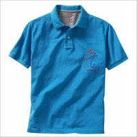 Coloured Polo T-Shirt