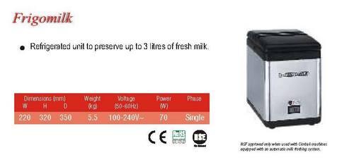 Milk Chilling Unit (La Cimbali) Frigomilk