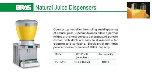 Natural Juice Dispenser (Taylor And Bras)