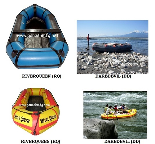 River Queen Daredevil Inflatable Boat