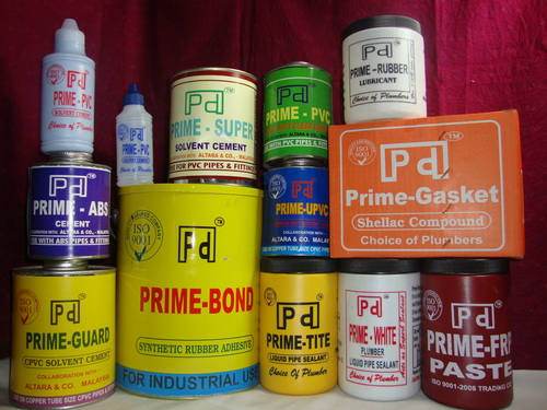 Prime Adhesives Products