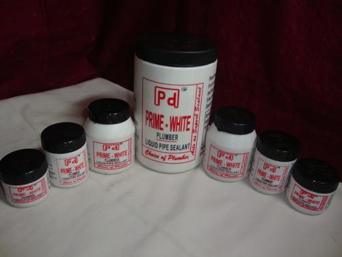 White Liquid Pipe Sealant
