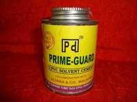 Prime Guard Cpvc Solvents