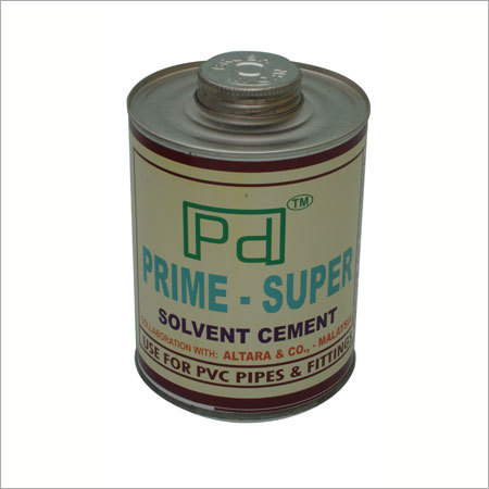 Super PVC Solvent