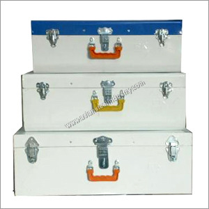 Steel Storage Trunks