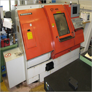 CNC Turning and milling center