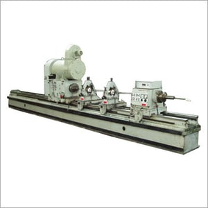 Deep hole drilling and boring machines