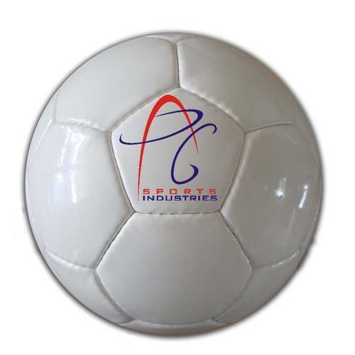 White Football