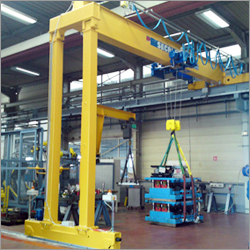 Semi Portal Crane