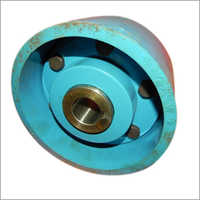Half Geared Couplings