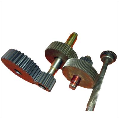 Crane Gear Eqipment