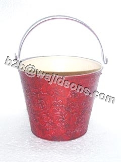 Gallon Galvanized Bucket