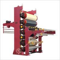 7 Bowl Calender Machine