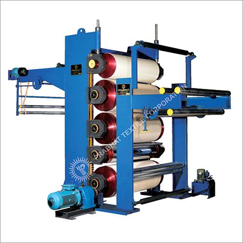 5 Bowl Calender Machine