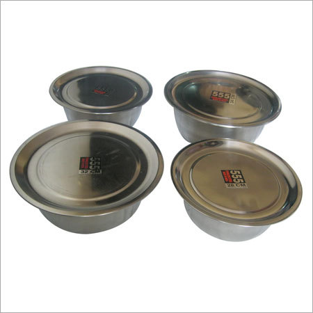 Stainless Steel Bowl Set - SANEET STEELS, A-76, Group