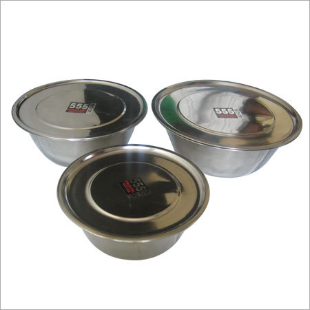 Stainless Steel Soup Bowls - SANEET STEELS, A-76, Group
