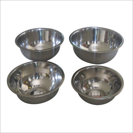 Double Layered Stainless Steel Bowl Set - SANEET STEELS, A
