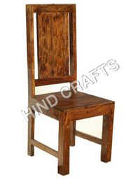 Wood Office Chair
