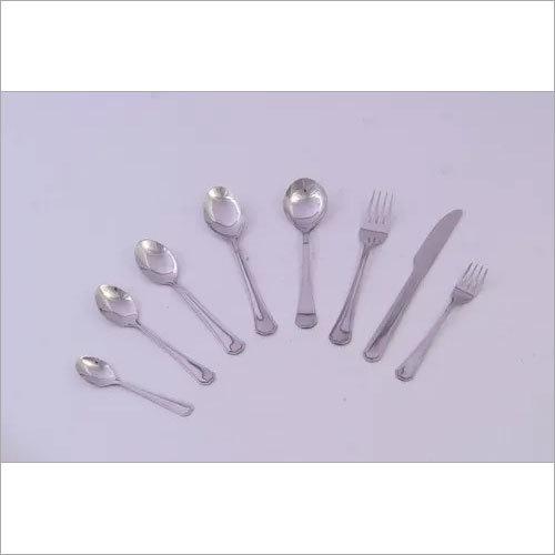 Steel Spoon Set
