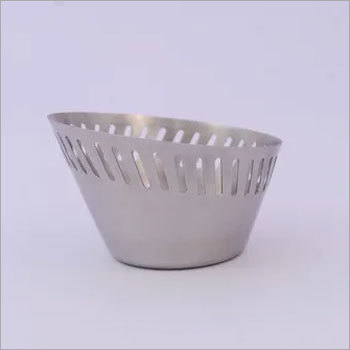 Cross Cut Fancy Nut Bowl
