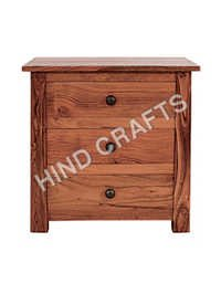Storage Table with Drawer
