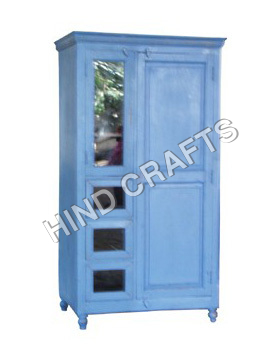 Wooden Painted Cabinet